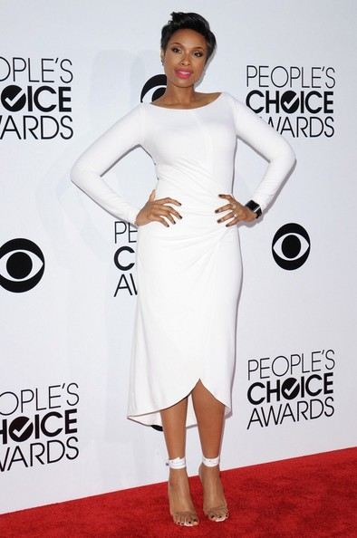 Jennifer Hudson Is Our Best Dressed At The People's Choice Awards!